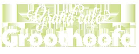Grandcafé Groothoofd Logo